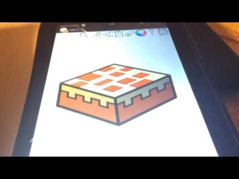 How To Draw Minecraft Things
