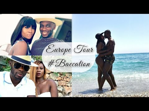 VLOG | Come With Us To Europe! Summer 2017. Baecation with my husband