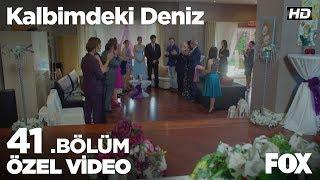 Mustafa Ve Ece'nin Ilk Dansı! Kalbimdeki Deniz 41. Bölüm