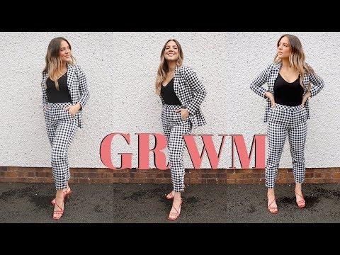 Get Ready With Me   LONG LASTING MAKEUP   Elanna Pecherle 2019 thumbnail