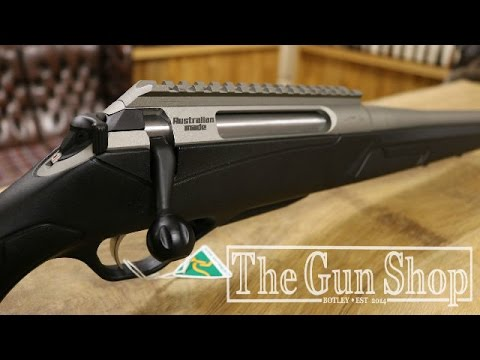 The 'Lithgow Arms Centrefire Rifle' First Look review - The Gun Shop