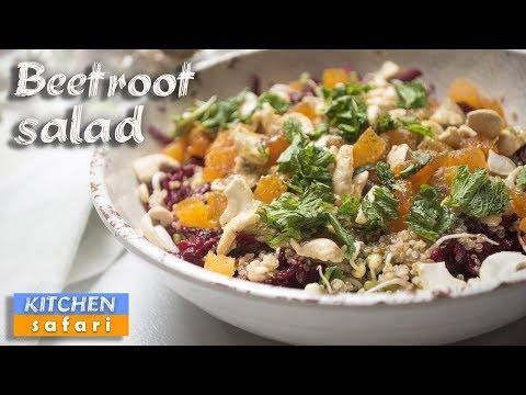beetroot-salad- -sprouts-salad-recipe- -healthy-salad-recipe