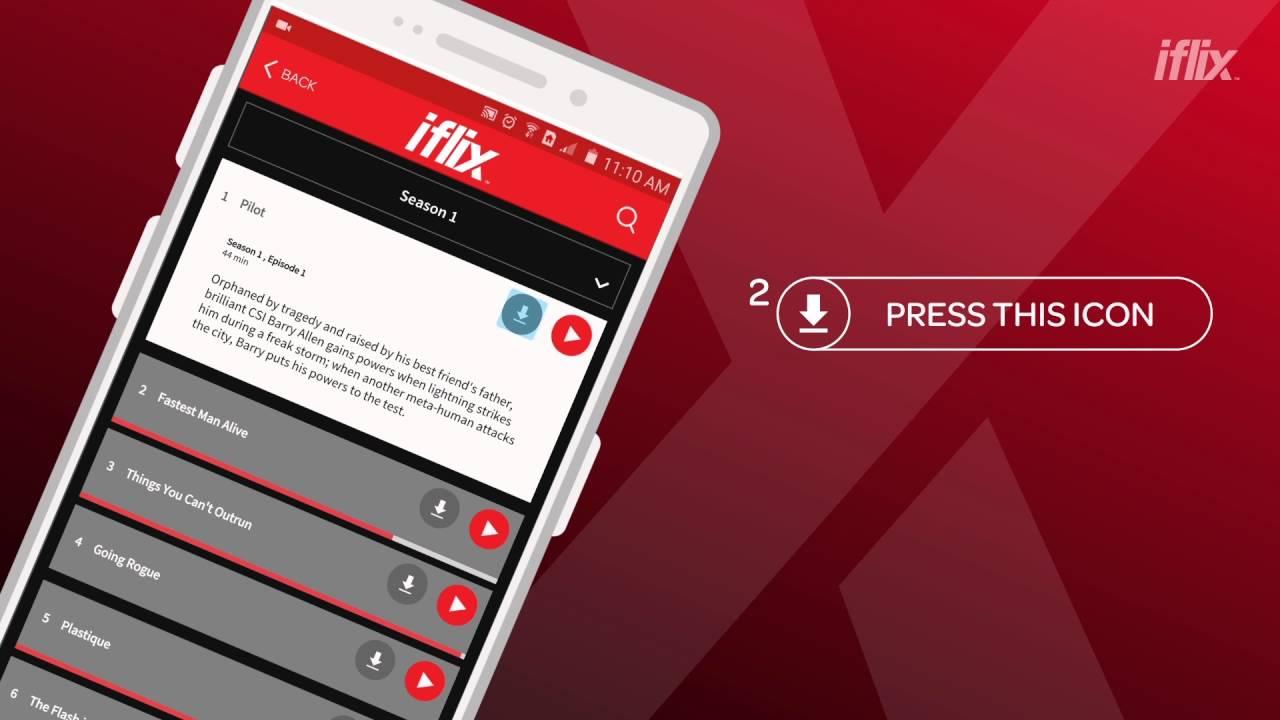 iFlix | Smart Communications