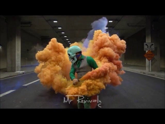 Skeleton Smoke Bomb