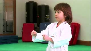 This Is Emily Yeung Learning Karate