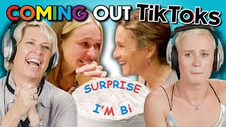 Adults React To Coming Out Tiktoks MP3