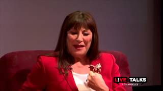 Video Anjelica Huston in conversation with Mitch Glazer at Live Talks Los Angeles download MP3, 3GP, MP4, WEBM, AVI, FLV Agustus 2018