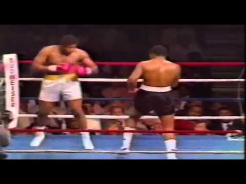 Tim Witherspoon vs Greg Page - 1/4
