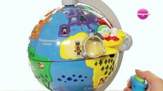 Обзор развивающей игрушки «Обучающий глобус Vtech»  Магазин игрушек Neopod ru