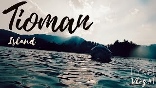 TRAVEL VLOG • Tioman Island, Malaysia | Study abroad