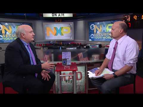NXP Semiconductor CEO: Making Driving Safer | Mad Money | CNBC