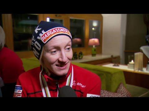 TirolBerg Studio Aktuell - Seefeld 2019: Strahlende Silbermedaillen-Gewinnerinnen bei der Weltpremie