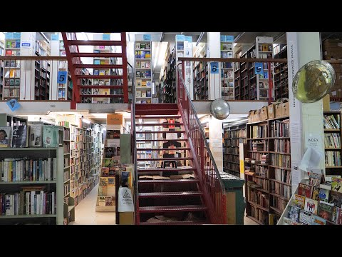The storied history behind one of Australia's biggest secondhand bookshops