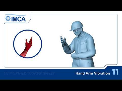 Hand-arm Vibration