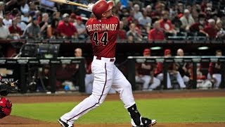 Paul Goldschmidt Ultimate 2016 Highlights