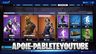 Fortnite today's shop 15/06 NEW SKINS + GIFT CARDS SWEEPSTAKES