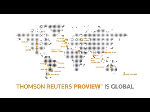 Thomson Reuters ProView eBook Platform – Overview of Features