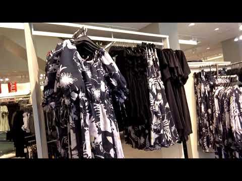 H&M Ladies Wear Spring Summer 2018   Walkthrough HD