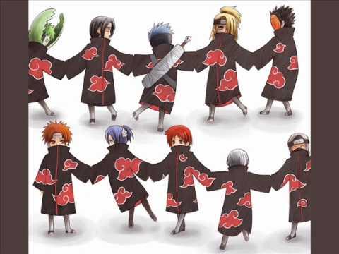 Naruto Shippuden ending 18 Yokubou wo Sakebe