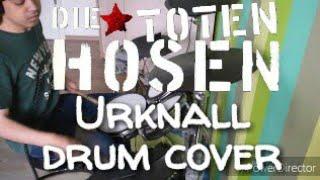 Die Toten Hosen - Urknall | drum cover