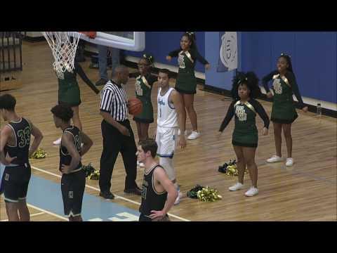 CTN SPORTS 2017 - Huron @ Skyline High School Men's Basketball February 3