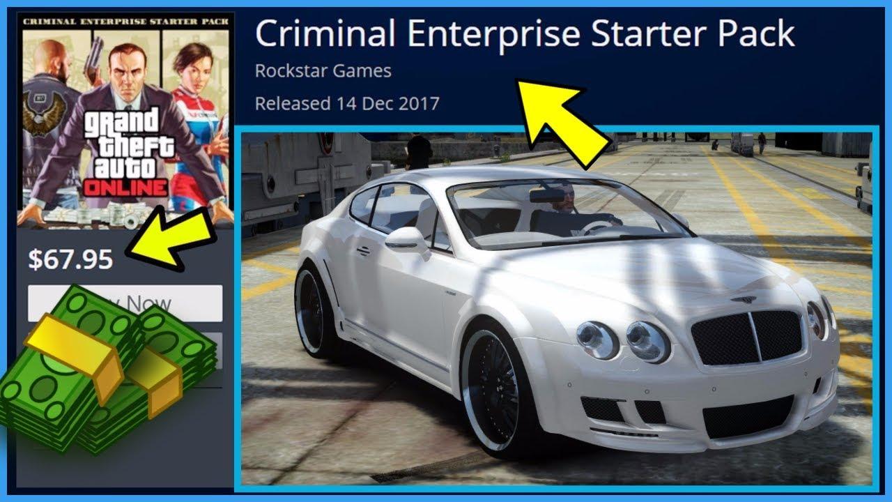gta 5 online rockstar selling modded accounts criminal enterprise starter pack details. Black Bedroom Furniture Sets. Home Design Ideas