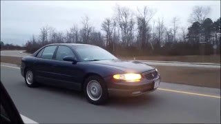 2003 Buick Regal GS Review
