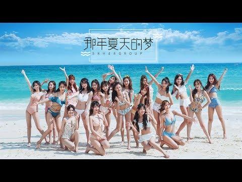 Dream in a Summer (那年夏天的梦) / SNH48