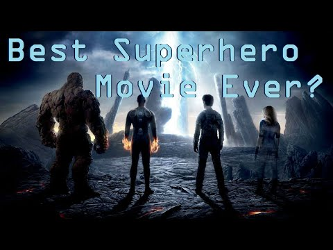 Fant4stic might be the greatest superhero movie ever made