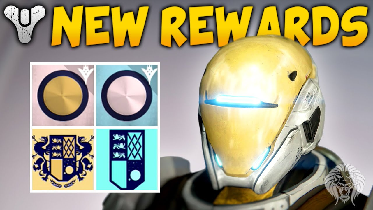 destiny: new exclusive rewards! moments of triumph year 2 emblems