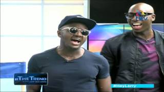 #theTrend: Lip sync battle - Sauti Sol