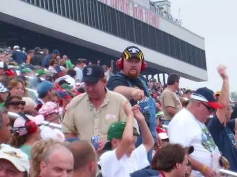 Rednecks of NASCAR!!