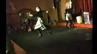 Los gauchos 1992