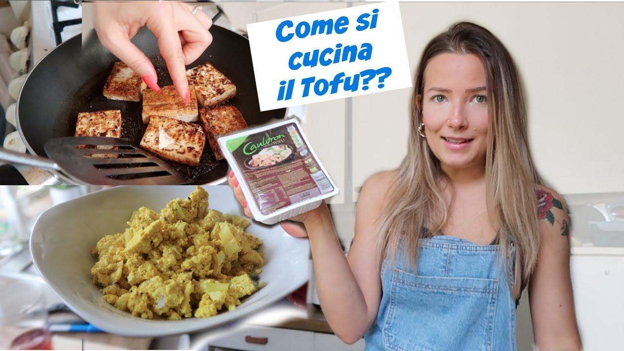 Come Si Cucina Il Tofu Diversi Tipi Diverse Ricette Curcuma O Tumerico Youtube