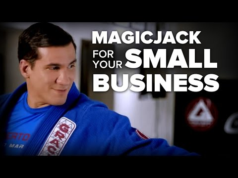 Small Business Owners Save More With MagicJack