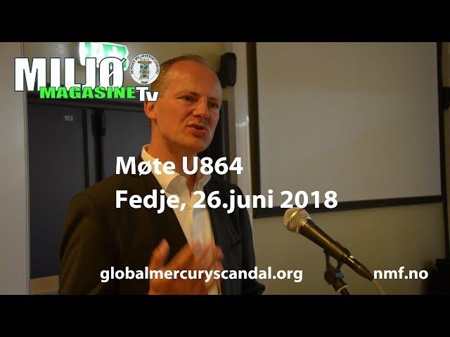 Møte U-864 Fedje 27. juni 2018 Del 2