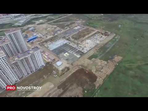 новостройки москвы 2017 2018