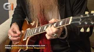 Billy Gibbons Guitar Jam with Michael Casswell Guitar Interactive Magazine