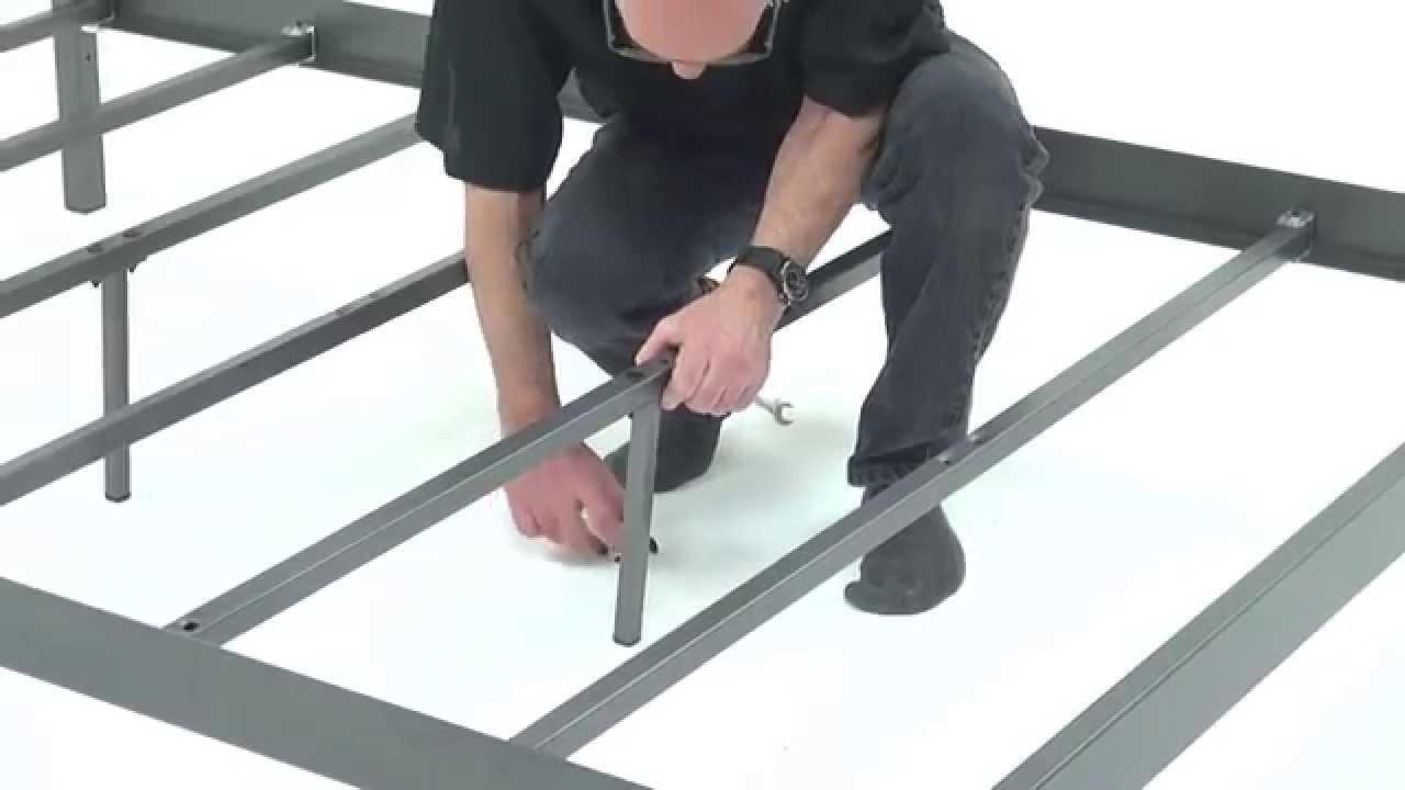 Amisco Cottage Bed Platform Mattress Support Lit De Matelas Plateforme You