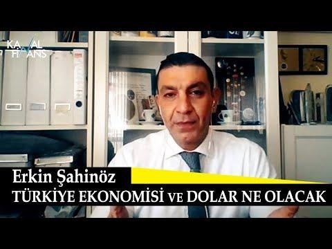 Türkiye Ekonomisi ve Dolar Ne Olacak? Erkin Şahinöz