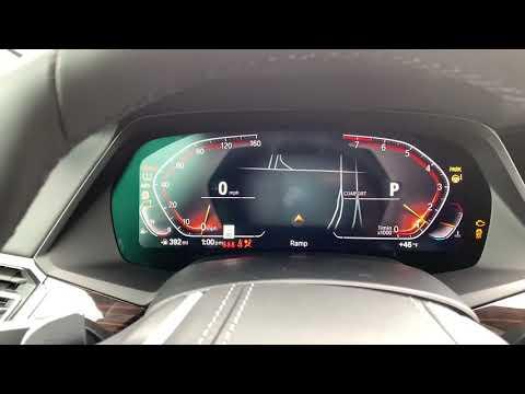BMW Live Cockpit Demo
