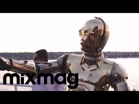 STIMMING Live & HENRY SAIZ @ Lovelife Comic-Con STAR WARS BOAT PARTY with