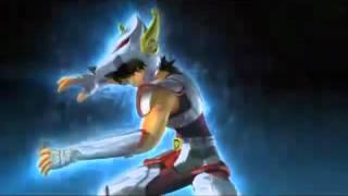 Saint Seiya Senki Opening Pegasus Fantasy Español Latino (Mauren)