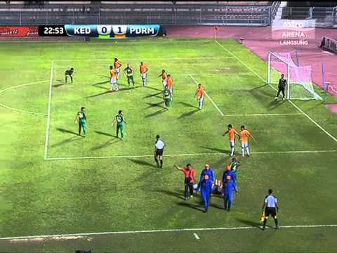 HKCTv: Kedah [1] PDRM [3] Liga Perdana 2014 - Bahagian 2