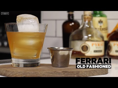 Trademark's Ferrari Old Fashioned