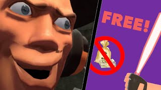 HOW TO GET BATSABER IN TF2 FOR *FREE!* (WORKING 2020)