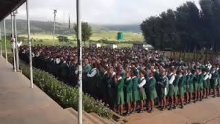 Nyanga High School YHWH is Set Apart!