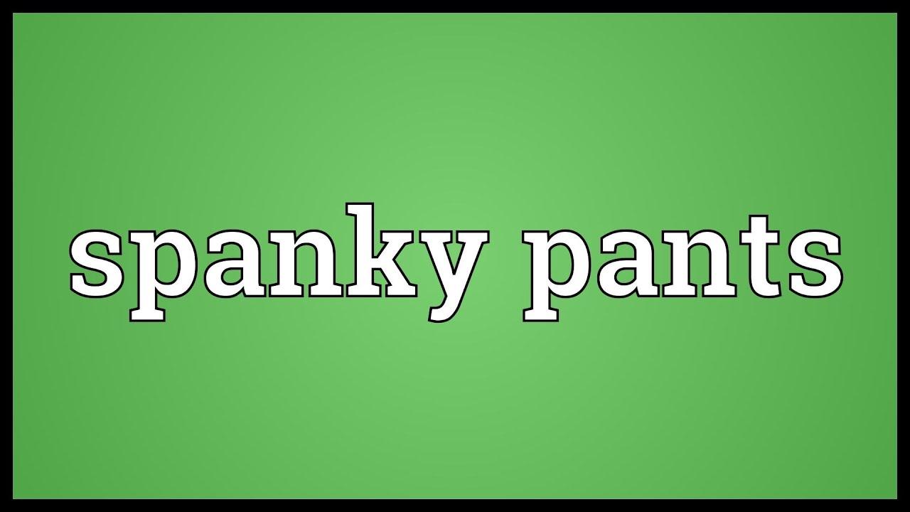 Spanky definition