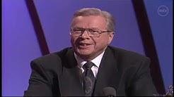 Ahtisaari, Ilaskivi ja Väyrynen 1994 presidentinvaalitentissä