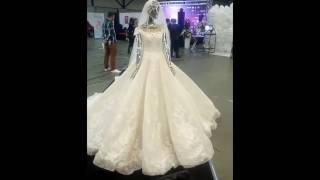 Свадебная выставка в МВЦ 2017. Часть 1